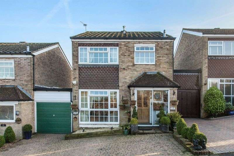 3 Bedrooms Detached House for sale in Norheads Lane, Biggin Hill, Westerham