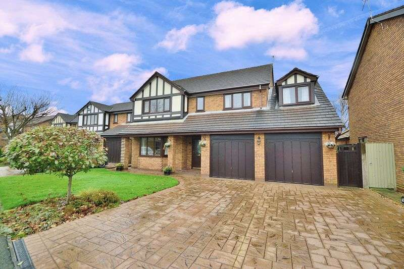 5 Bedrooms House for sale in Amberleigh Close, Appleton Thorn, WA4 4TD