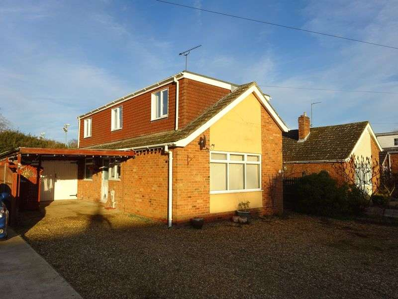 3 Bedrooms Detached Bungalow for sale in Laburnum Avenue, Taverham, Norwich