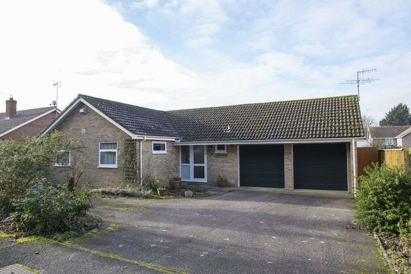 3 Bedrooms Detached Bungalow for sale in Hardwick Lane, Bury St. Edmunds