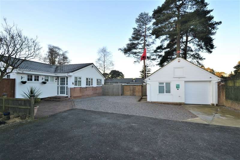3 Bedrooms Detached House for sale in St Ives, Hampshire