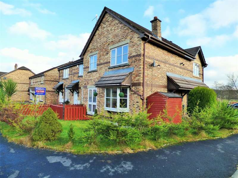 2 Bedrooms Semi Detached House for sale in Longton Road, Burnley