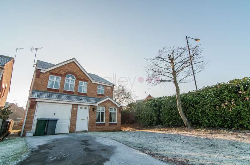 4 Bedrooms Detached House for sale in Wellingley Road, Woodfield Plantation