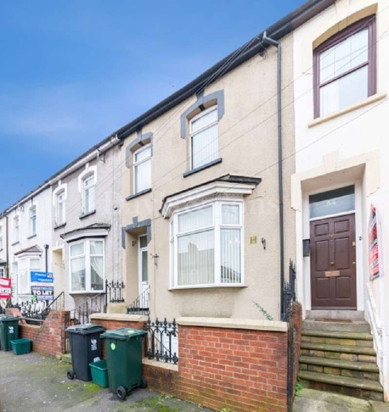 3 Bedrooms Terraced House for sale in Church Road, Off Caerleon Road, Newport. NP19 7EL