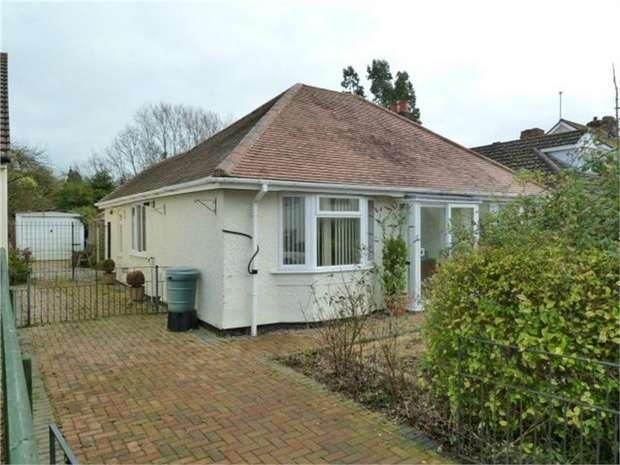 3 Bedrooms Detached Bungalow for sale in Exeter Road, Kidlington, Oxfordshire