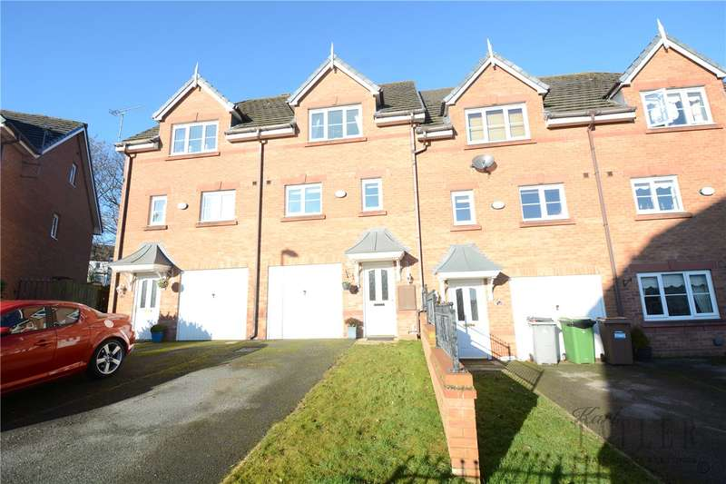 3 Bedrooms Terraced House for sale in East O' Hills Close, Heswall, Wirral