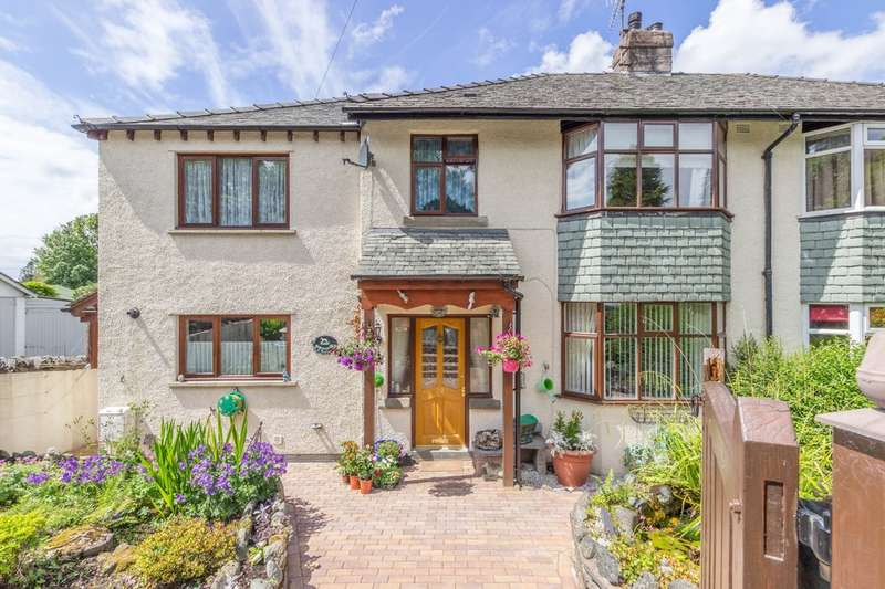 5 Bedrooms Semi Detached House for sale in 20 Ellerthwaite Road, Windermere