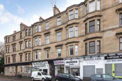1 Bedroom Flat for sale in Crow Road, Broomhill, Glasgow