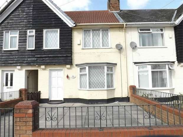 3 Bedrooms Terraced House for sale in Liverpool Road, Page Moss, Liverpool, Merseyside