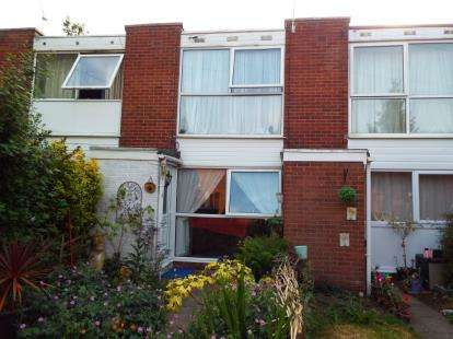 2 Bedrooms Terraced House for sale in Roman Close, Earl Shilton, Leicester, Leicestershire