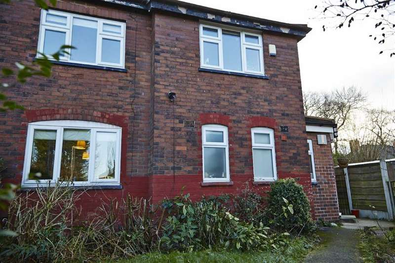 3 Bedrooms Property for sale in Godbert Avenue, Chorlton, Manchester, M21