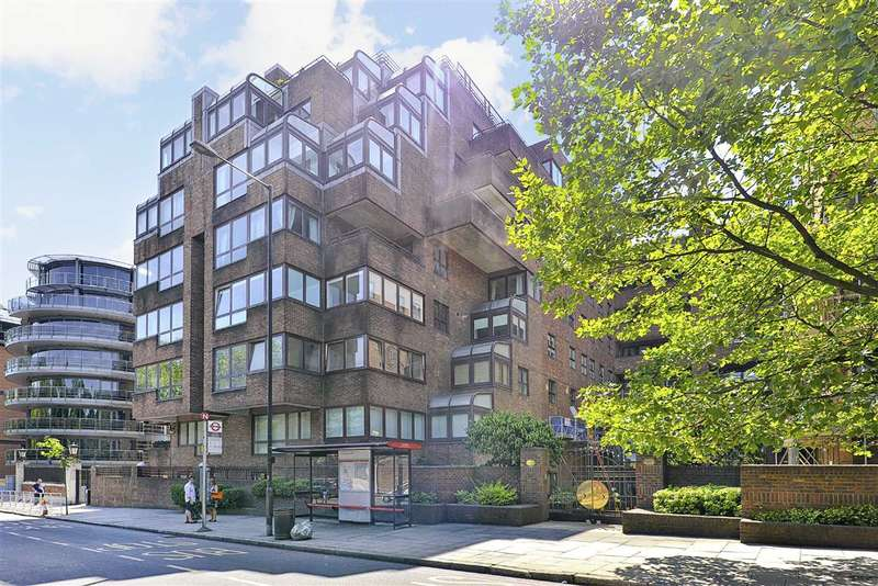 2 Bedrooms Flat for sale in Beverly House, London, NW8