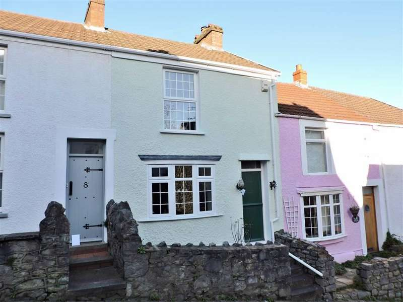 2 Bedrooms Property for sale in Tichbourne Street, Mumbles