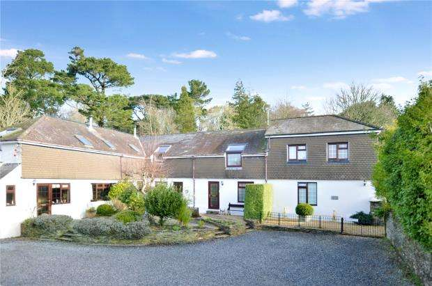 3 Bedrooms Terraced House for sale in Wickeridge Mews, Woodland, Newton Abbot