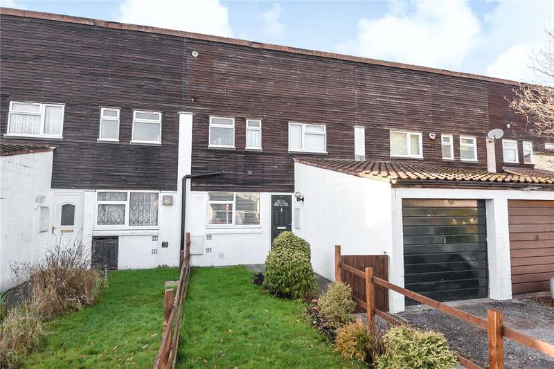 3 Bedrooms Terraced House for sale in Beatrice Close, Pinner, Middlesex, HA5