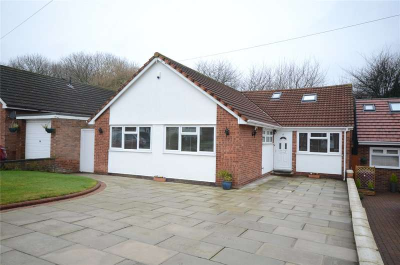 5 Bedrooms Detached Bungalow for sale in Quickswood Drive, Woolton, Liverpool, L25