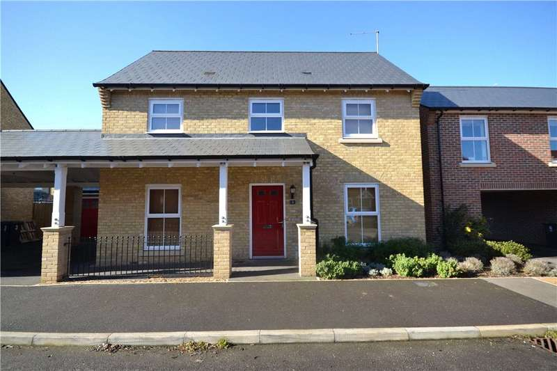 3 Bedrooms Link Detached House for sale in Stansted Mountfitchet