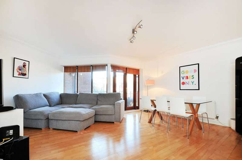 2 Bedrooms Flat for sale in The Bittoms, Kingston, KT1