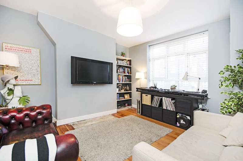 2 Bedrooms Flat for sale in Homerton, Homerton, E9