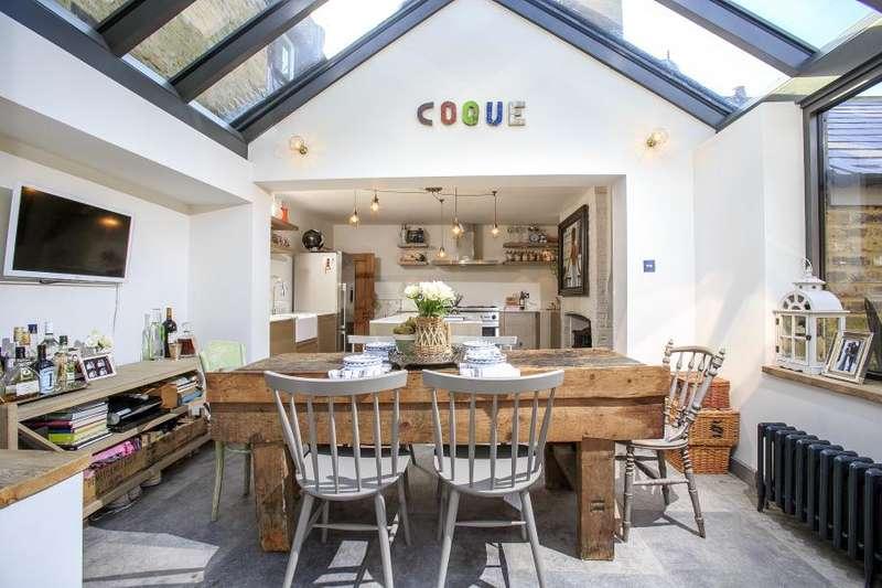 2 Bedrooms Terraced House for sale in Petersham Road, Petersham