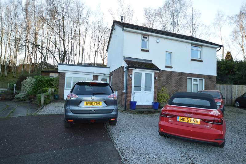 4 Bedrooms Detached House for sale in Pensby Close, Swinton, Manchester, M27