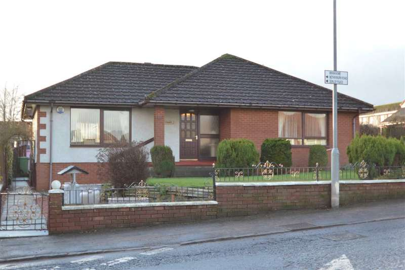 3 Bedrooms Bungalow for sale in Whinknowe, Ashgill