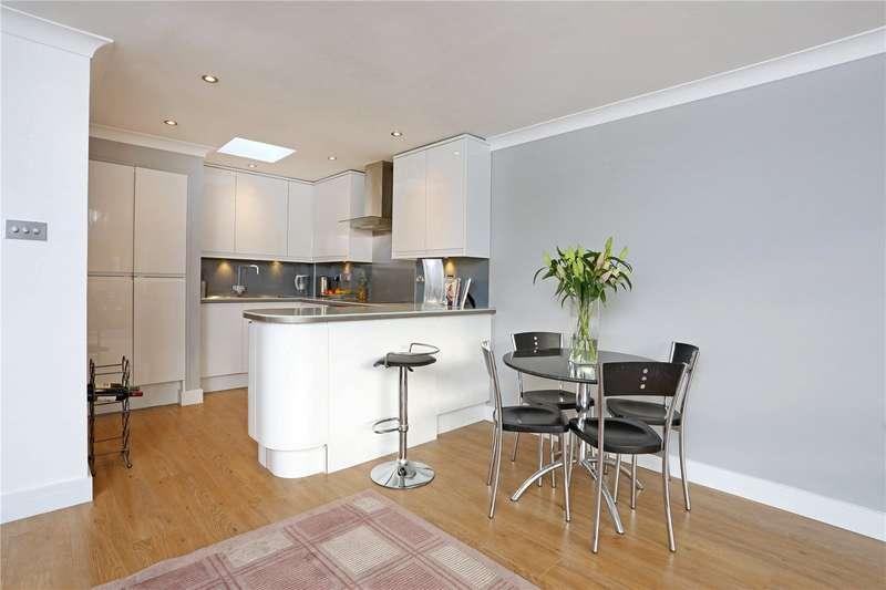 2 Bedrooms Flat for sale in Crossways Court, Osborne Road, Windsor, Berkshire, SL4
