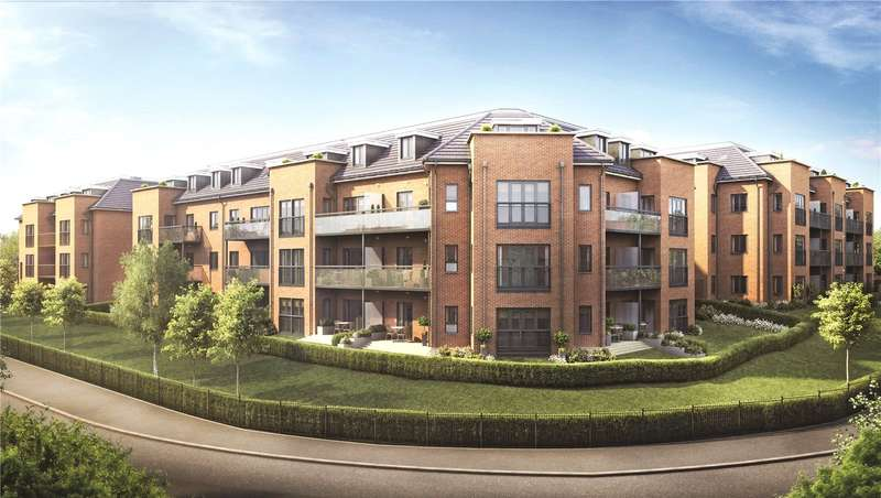 1 Bedroom Flat for sale in St George's Square, Sudbury Hill, Harrow, Middlesex, HA1