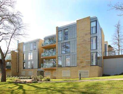 2 Bedrooms Flat for sale in Foxglove House, 41 Riverdale Road, Sheffield, South Yorkshire