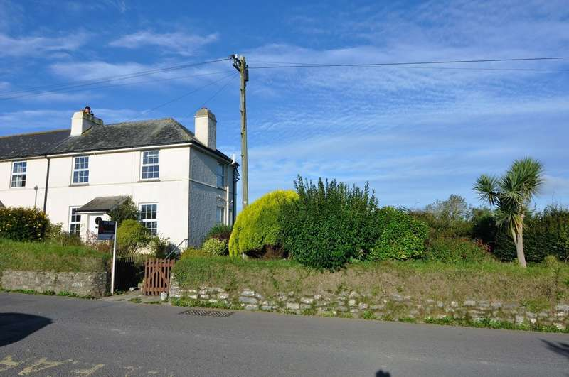 2 Bedrooms Semi Detached House for sale in Modbury, South Devon