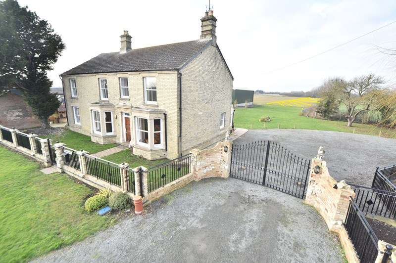 5 Bedrooms Detached House for sale in Hasse Road, Soham, Ely