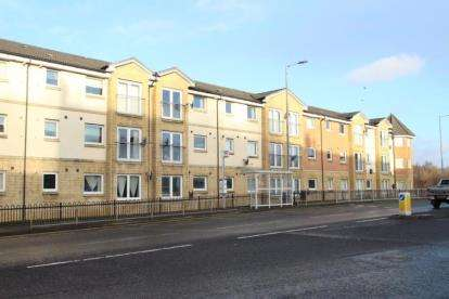 2 Bedrooms Flat for sale in Wellington Street, Wishaw