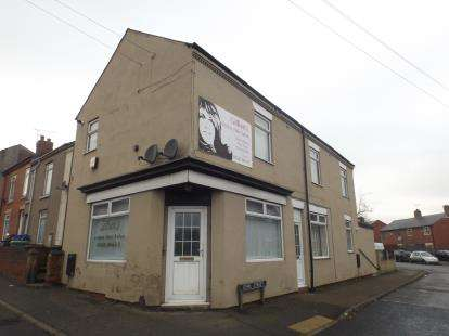 2 Bedrooms End Of Terrace House for sale in John Street, Clay Cross, Chesterfield, Derbyshire