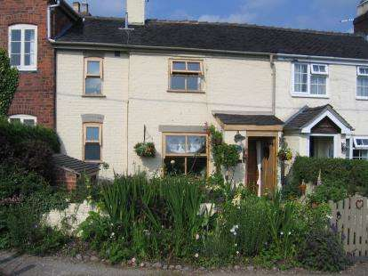 2 Bedrooms Terraced House for sale in Bibby Street, Rode Heath, Stoke-On-Trent, Cheshire