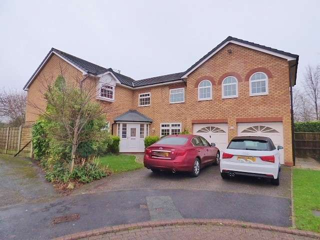 5 Bedrooms Detached House for sale in Tensing Close, Great Sankey, Warrington