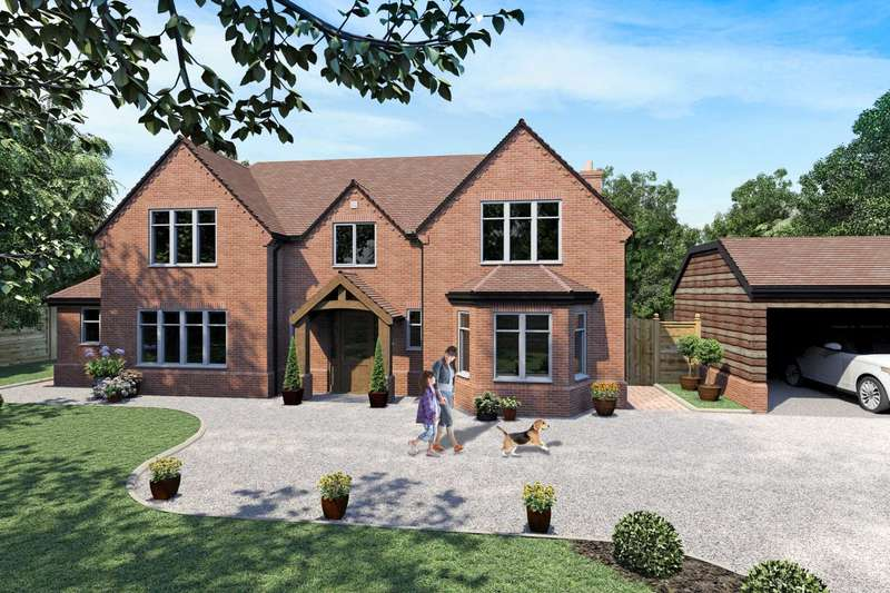 4 Bedrooms Detached House for sale in Tinkers Lane, Wigginton