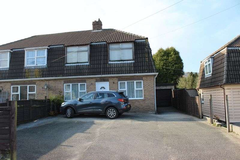 3 Bedrooms Semi Detached House for sale in Carnsmerry, St. Austell