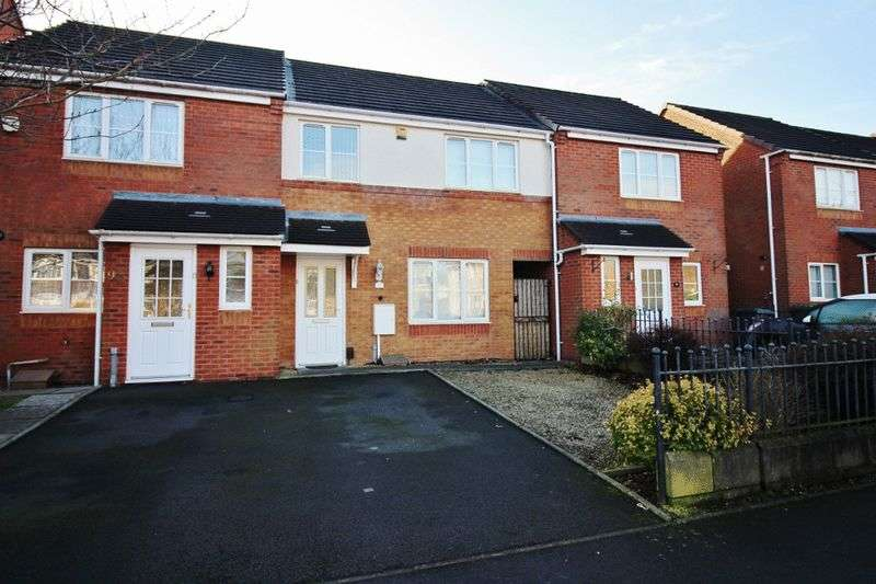 3 Bedrooms Terraced House for sale in Essington Way, Wolverhampton