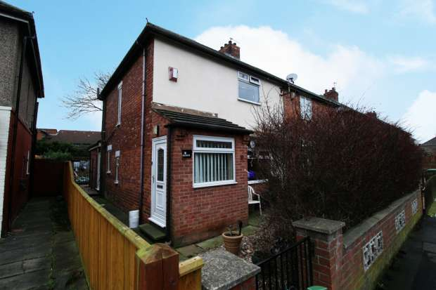 3 Bedrooms Semi Detached House for sale in Balder Road, Stockton-On-Tees, Cleveland, TS20 1BE