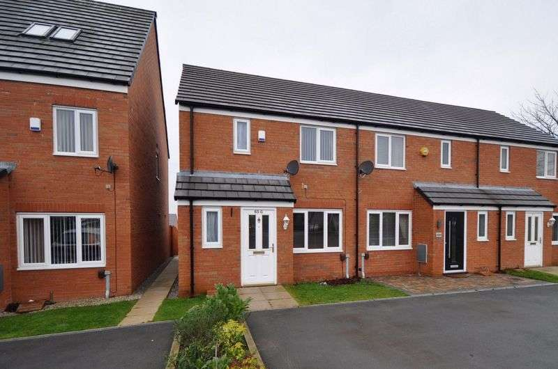 3 Bedrooms Semi Detached House for sale in Sutherland Road, Heywood