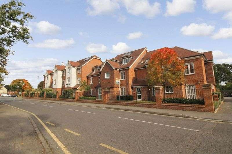 2 Bedrooms Retirement Property for sale in Barnes Wallis Court, Byfleet, KT14 7HJ