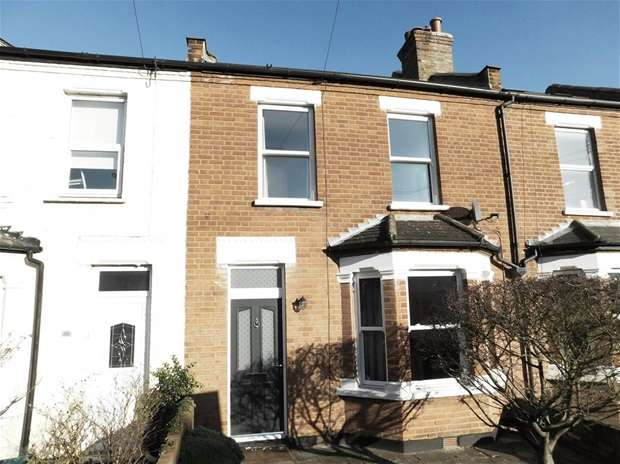 3 Bedrooms Terraced House for sale in Thornhill Road, Surbiton