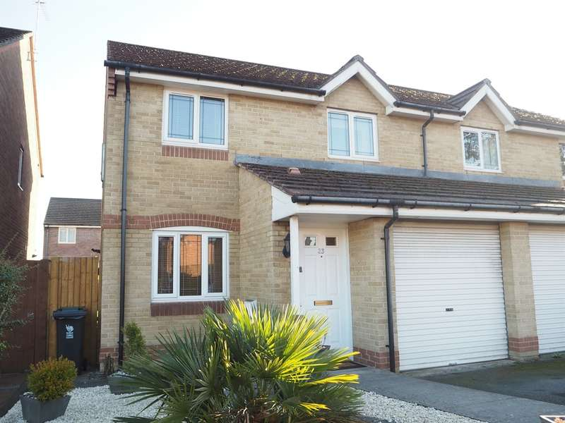 3 Bedrooms Semi Detached House for sale in Willenhall Street, Newport