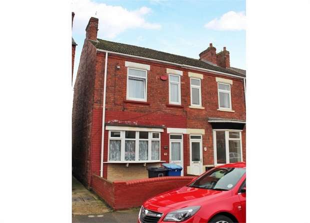 2 Bedrooms Semi Detached House for sale in Grey Street, Gainsborough, Lincolnshire