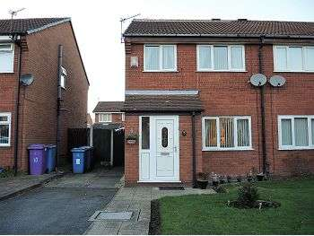3 Bedrooms Semi Detached House for sale in Kingston Close, West Derby, Liverpool