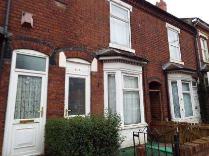 3 Bedrooms Terraced House for sale in Pershore Road, Stirchley, Birmingham, West Midlands