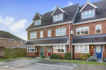1 Bedroom Maisonette Flat for sale in Eastleigh, Hampshire