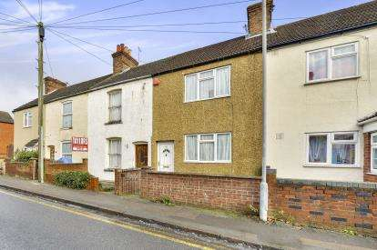 2 Bedrooms Terraced House for sale in Duncombe Street, Bletchley, Milton Keynes, Buckinghamshire