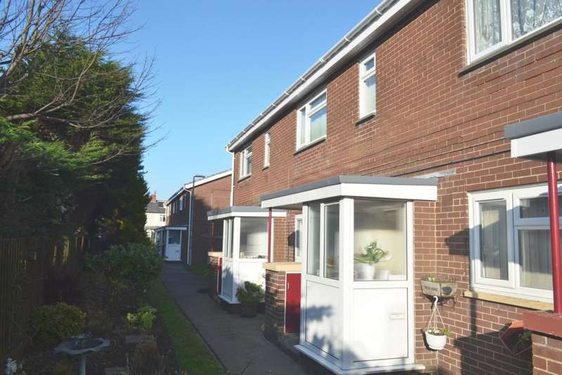 1 Bedroom Flat for sale in Molyneux Drive, Blackpool, FY4