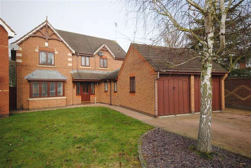 4 Bedrooms Property for sale in Hunsbury Hill